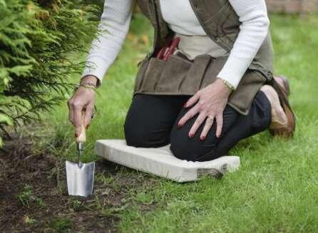 best knee pads for gardening